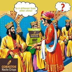Share with us, what would be your reply if you are at the place of witty Birbal.