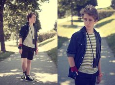 These Days (by Daniel Thorell) http://lookbook.nu/look/3802689-These-Days