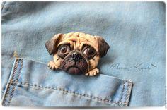 брошка из полимерной глины собака: 13 тыс изображений найдено в Яндекс.Картинках