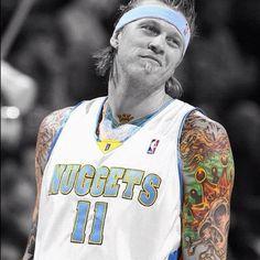Chris Andersen - Denver Nuggets