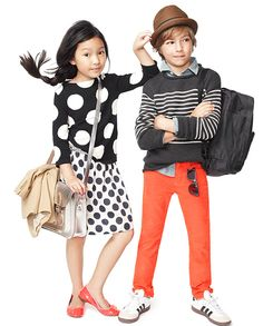 """""""Polka Dots are in in in! Just like my enrollment into Montrose Acquidental Preparatory Elementary school!"""", Lyan Bexler was overheard saying."""