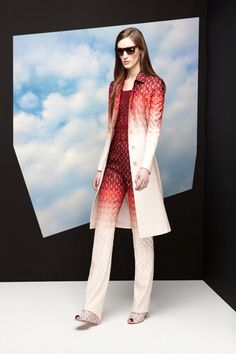 {Dear Missoni, You never cease to amaze me.}
