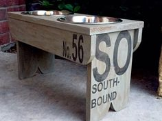 listing food stand feeders feeder custom raised with il storage elevated dog personalized bowl