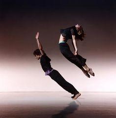 Dancers.  Amazing.