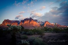 February 17, 2015 - February 17, 2015 The snowy Superstition Mountains contrast with a desert landscape. Photo By: Milan Shrestha - See more at: http://www.arizonahighways.com/photography/photo-archive#sthash.un5gX6yB.dpuf