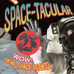 Space-Tacular - Gift Books for Tweens that Create Book Lovers