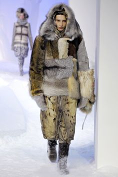 Moncler Gamme Rouge Fall 2013-2014