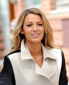"Blake Lively ♥ #BlakeLively. ""True friendships endure the tests of all four seasons, and survive all ups and downs like the friendship of Blair and Serena."" - Deodatta V. Shenai-Khatkhate."