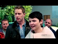 Once Upon a Time 2x01 'Broken' - This reunion brings me so much joy - Snow, Charming, Red