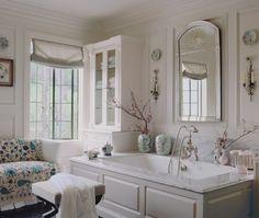 Mary McDonald paneled bathroom
