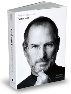 """Read """"Steve Jobs The Exclusive Biography"""" by Walter Isaacson available from Rakuten Kobo. From bestselling author Walter Isaacson comes the landmark biography of Apple co-founder Steve Jobs. In Steve Jobs: The . Steve Jobs Buch, Steve Jobs Walter Isaacson, Steve Jobs Biography, Biography Books, Books To Read, My Books, Interview, Film D'animation, Martin Luther King"""