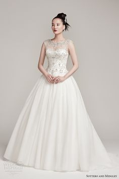 Monaco by Sottero and Midgley Fall 2016 / Reign