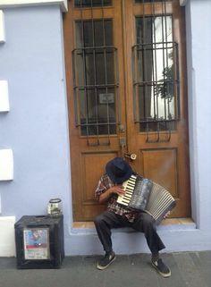Bandoneon en mi viejo San Juan