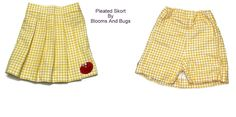 I hate skorts. But I love complete skirts with shorts under them for little girls... some ideas in this tute that I can modify to make some cute skirts for Sophie!