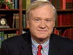 """I made a huge error in flipping channels today & watched Chris for about 15 min. This man has absolutely lost his mind. Should call his news show """"HARDHEAD"""" instead of Hardball. He is disgusting. I have to go throw up now. Slam Book, Chris Matthews, Good People, Amazing People, Punch In The Face, I Like Him, Love To Meet, Nbc News, The Martian"""