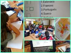 European Day of Languages. Project: Tablets at school. #KA1 #eTwinning