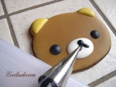 Who wants to make Rilakkuma Cookies?!