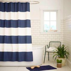 Cómo hacer cortinas de baño