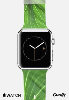 Check out my new @Casetify using Instagram & Facebook photos. Make yours and get $10 off using code: 6AVJCX #leaf #green #tropical #summer #casetify #watch #applewatch