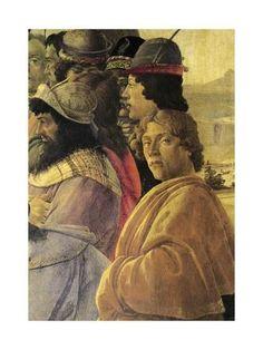 Adoration of Magi Giclee Print by Sandro Botticelli at Art.com
