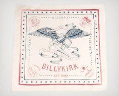 Billykirk Bandanas - $22