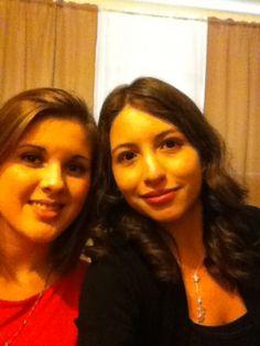 Catelyn and Lauren