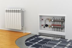Comfort Magnified with Hydronic Heating Radiators.. #HydronicHeatingRadiators #HydronicRadiators