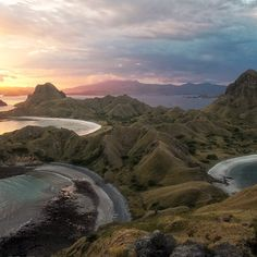 Padar Island, Flores, East Nusa Tenggara, Indonesia | By @backpacker.id