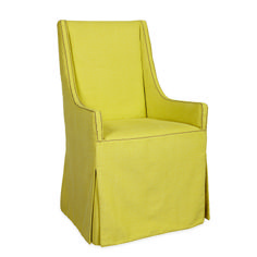 Lee chair in Tote Lemon