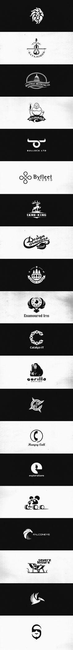 Logos/icon collection 1 on Behance Unique Logo, Cool Logo, Web Design, Icon Design, Creative Logo, Branding, Brand Identity, Symbol Design, Great Logos