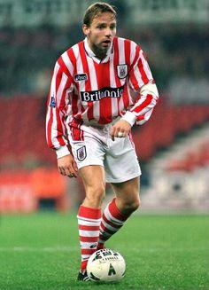 Larus Sigurdsson of Stoke City in 1997.