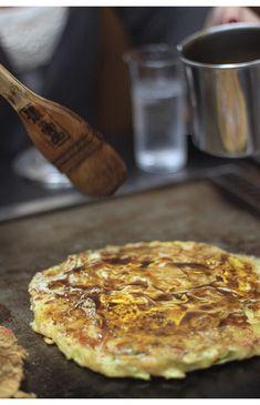 #okonomiyaki #japan