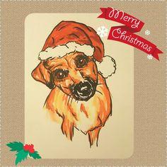 Custom Christmas Cards now available :)