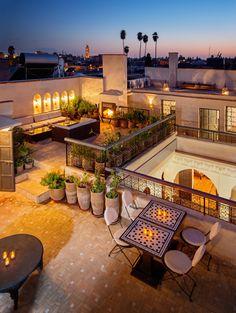 Rooftop Designs, Rooftop Decor, Rooftop Garden, Rooftop Terrace, Rooftop Patios, Rooftop Remodeling, Outdoor Living.  Pots