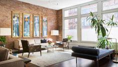 Apartment Loft Apartment New York, Loft, Apartment, New York Apartment Multi-Functional Wonderful Furniture In Apartment of 40 Square Meter