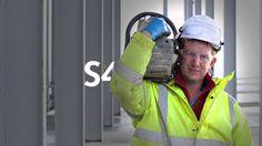 "S4C 2014 Ident: Building Site (30"" version)"