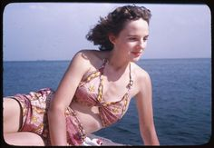 color photography by Charles W. Cushman starting in 1938