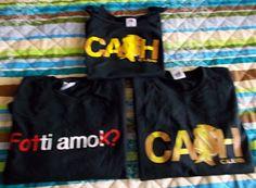 Euro Contest: Cash Club Azienda Italiana di Abbigliamento maschile e Femminile
