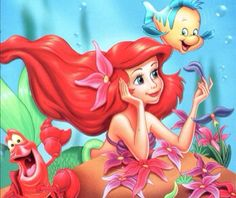 Disney characters do it better