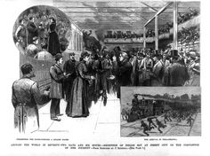 January Nellie Bly completes her round-the-world journey On this day in pioneering American journalist Nellie Bly completed a 72 day round-the-world trip. Round The World Trip, Around The World In 80 Days, Around The Worlds, Rebecca West, Joseph Pulitzer, Nellie Bly, Leaving New York, Orphan Girl, Man About Town