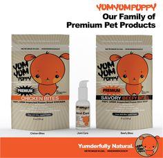 Premium Pet Products #yumyum