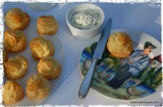 The Kitchen Lioness: French Fridays with Dorie - Goat-Cheese Mini Gougères