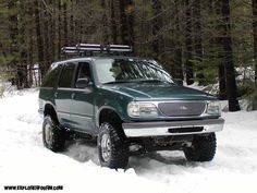 1 Lifted Ford Explorer, Ford Explorer Limited, Jeeps, Offroad, Hot Rods, 4x4, Trucks, Tools, Cars