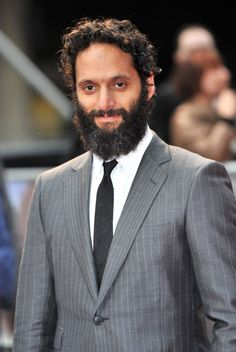 Jason Mantzoukas is cuckoo-bananas and really smart
