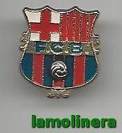 220-Pin Escudo Futbol Club Barcelona