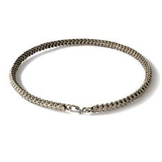 0d60b5d89087 a collar cadena serpiente plata ley joyeria mujer hombre 425 cm nesi002