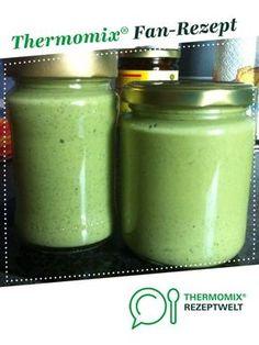 Zucchinicreme für Nudeln von Carla1982. Ein Thermomix ® Rezept aus der Kategorie Saucen/Dips/Brotaufstriche auf www.rezeptwelt.de, der Thermomix ® Community.