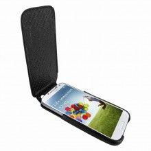 Forro Samsung Galaxy S4 Piel Frama iMagnum - Negra  Bs.F. 605,44