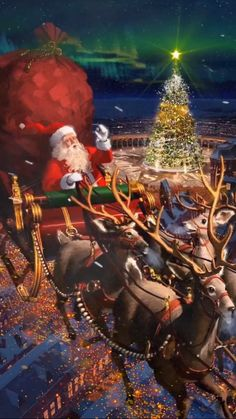 merry christmas wishes / merry christmas + merry christmas quotes + merry christmas wishes + merry christmas wallpaper + merry christmas calligraphy + merry christmas signs + merry christmas quotes wishing you a + merry christmas gif Christmas Scenery, Merry Christmas Images, Vintage Christmas Images, Christmas Night, Merry Christmas And Happy New Year, Christmas Music, Christmas Greetings, Beautiful Christmas Pictures, Christmas Images Wallpaper