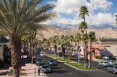 El Paseo Palm Desert California